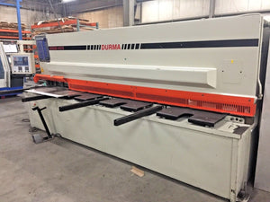 2006 Durma Shear 3/8 x 13ft