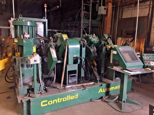 Controlled Automation ABL-86T, Angle Punching and Shearing Machine