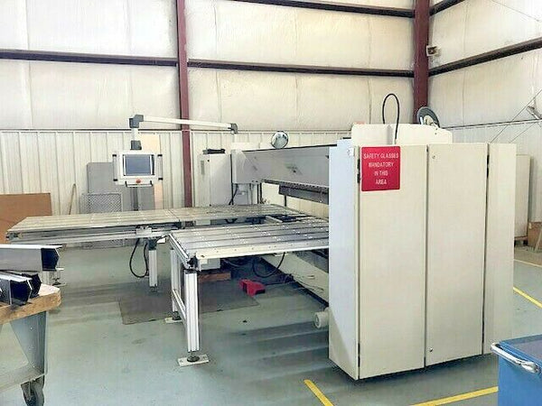 Schroder SPB 3200/3.0 CNC Folding Machine- 10 FT, 2006