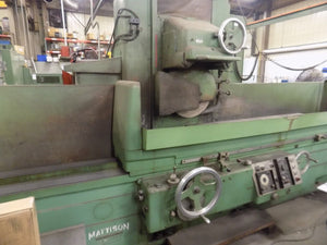 Mattison 14 x 72 Surface Grinder- Wet Type with Magnetic Chuck