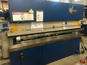 2012 Atlantic 120 Ton x 10ft Press Brake