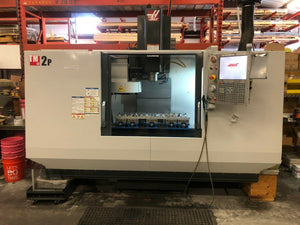 2010 Haas TM-2P - 6k RPM - 10 Tool ATC - IPS & VQC - Rigid Tap - Available Now!
