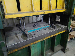Verson 150 Ton Straight Side Press- Model 6B60, Power Ram