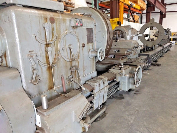 "Leblond 56"" x 35' Heavy Duty Engine Lathe"