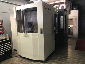 2017 MAKINO A51NX - Low Hours!, 14k Spindle, 60 ATC, Twin Pallet, TSC, Rigid Tap