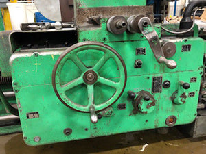 Oerlikon Engine Lathe Model #DM5 S | 1985 Rebuild