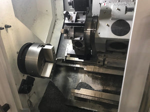 "2017 FEELER FT-250MC CNC TURNING CENTER - LIVE TOOLING, 10"" CHUCK, VIDEO AVAILABLE"