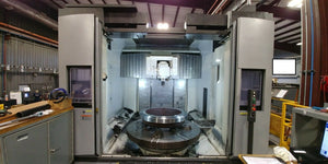 2014 Okuma VTM-2000YB Combo Turning/Machining -Full B Axis Contouring - Video!