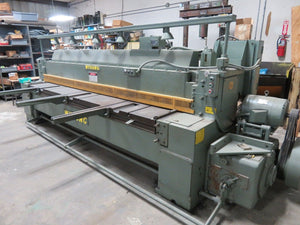 Wysong 1/4 X 10ft Shear