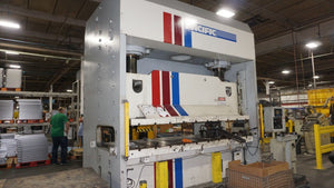 Pacific 400 Ton OBL 10/48 Press, Year 1999