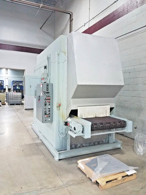 Precision Quincy 500deg. Conveyor Oven Class A - Updated Control Cab UDC 2500