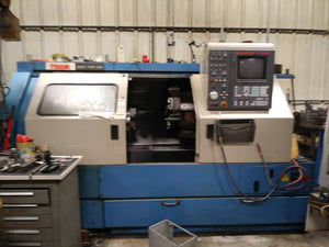 "1995 Mazak Quickturn 28N Univ - 15"" Chuck - Tailstock - Turret Tooling Included!"