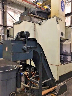 You JI YV-1000 Vertical Turret Lathe, Year 2007!