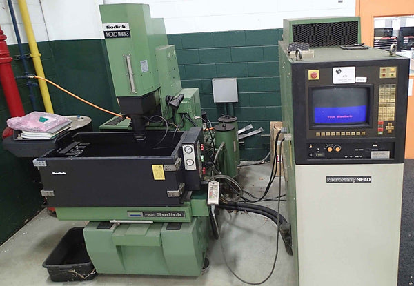 Sodick Mold Maker 3 Die Sinker EDM with Tooling