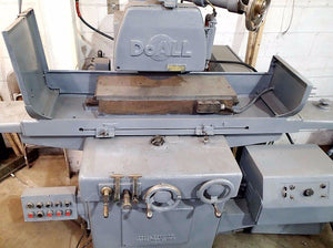 "DoAll D1030 Surface Grinder, 10"" x 30"" Fine Line Chuck, Power Feed"