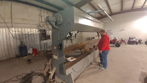 Chicago 90 Ton x 12ft Press Brake