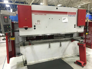 Baykal APH 3104 x 90 Press Brake, Year 2013