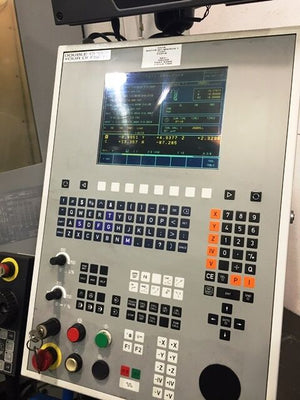 MIKRON UCP 1350 5-Axis Universal Machining Center- TNC 426 CNC REDUCED!!
