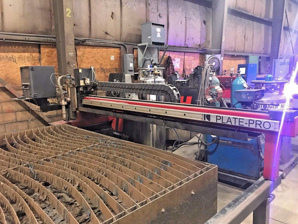 Hypertherm HPR130 Plasma- Koike Aronson 8' x 20' Table, 2500 Plate PRO, Updated