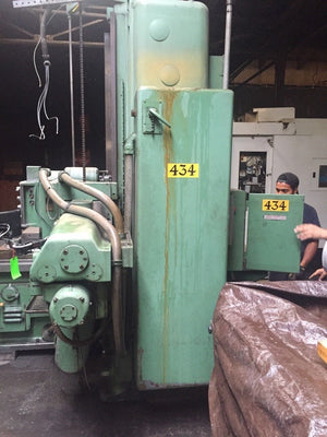 "Devlieg Model 3H-48 3"" Jig Mill"