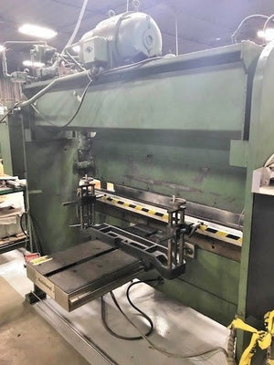 Pacific 40 Ton x 8ft Press Brake- Hurco Autobend, Tooling Included!