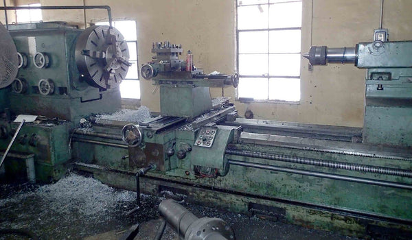 Lansing GR Super B Gap Bed Engine Lathe, 60 x 240