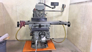 Sharp UH3 Horizontal Mill, Year 2008 | Video available!