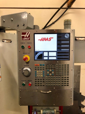 2007 Haas VF-2SS 4 Axis VMC - High Press Coolant, SMTC, 4th Axis Rotary