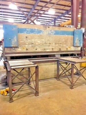 Baykal 150 Ton x 12 Ft Hydraulic Press Brake, Year 1997