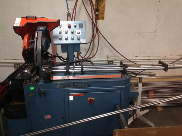 2015 Scotchman CPO 315 -HFA Full Auto cold Saw, Multiple Blades