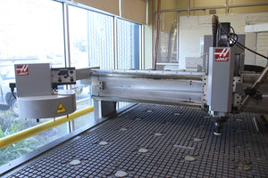 Haas SR-100  CNC Router,  2010 - Very Low Hours, Video Available