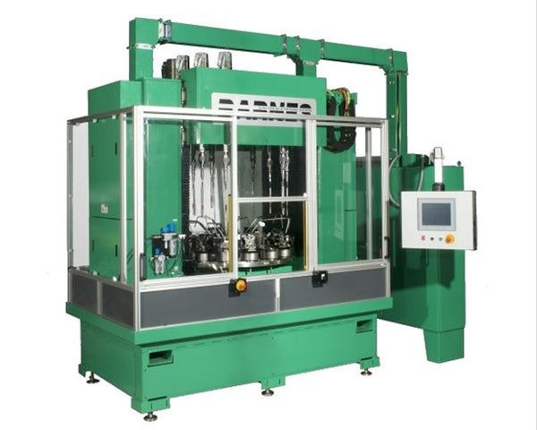 2014 Lapmaster MSSP-1000-R8 Multi Spindle Vertical Honing Machine