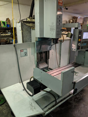 2006 Haas TM2 5600 feed cut hrs