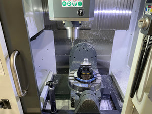 Haas UMC-500 Universal Machining Center, 2020 - 15,000 RPM  Spindle, TSC, WIPS. (3 Identical Machines)