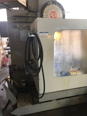 Haas VF-3SSYT VMC, 2008 - 12k Spindle, High Speed Mach, Ext. Y Travel, Video