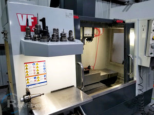 2013 Haas VF-1 Rigid Tapping, Low Hours, Tooling Available, video available