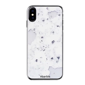 Foil Marble iPhone Case