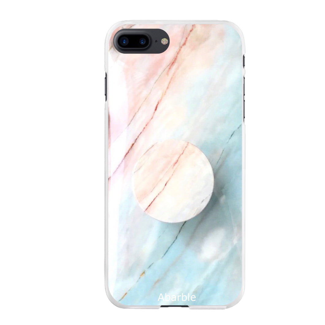 Bohemian Marble iPhone Case + Grip