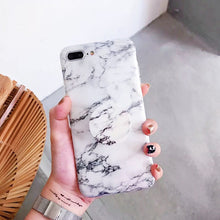 Gravel Marble iPhone Case + Grip