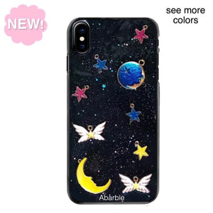 Space Angel iPhone Case