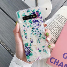 Blooming Flowers Samsung Case