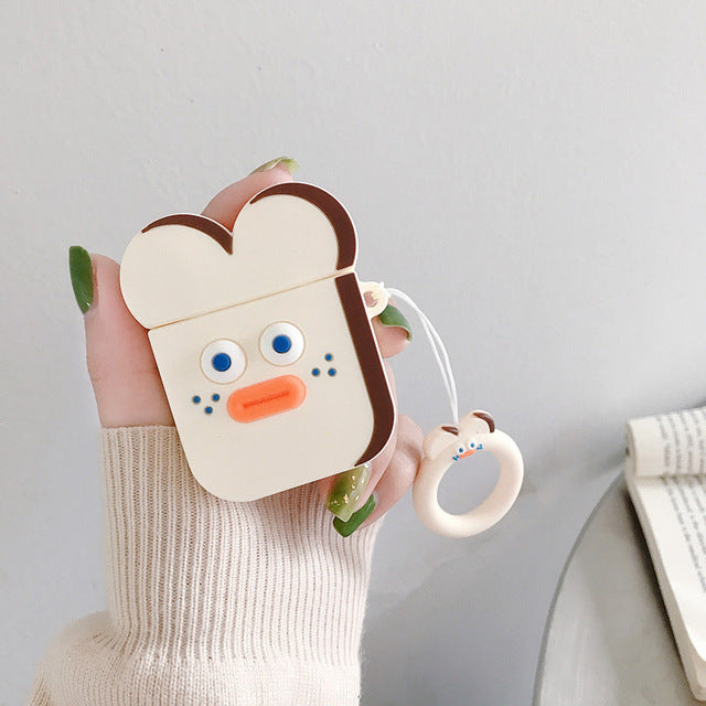 Toast Airpod Case