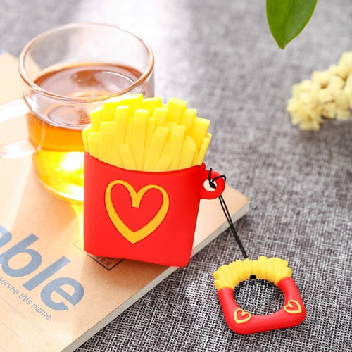 Love Fries Airpod Case