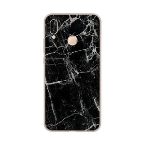 Marble Extract Huawei Phone Cases