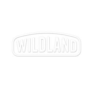Wildland Logo Decal