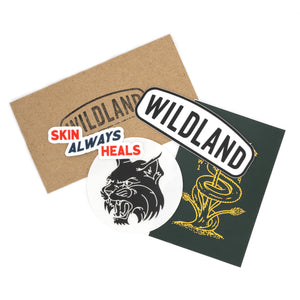 Wildland Sticker Pack