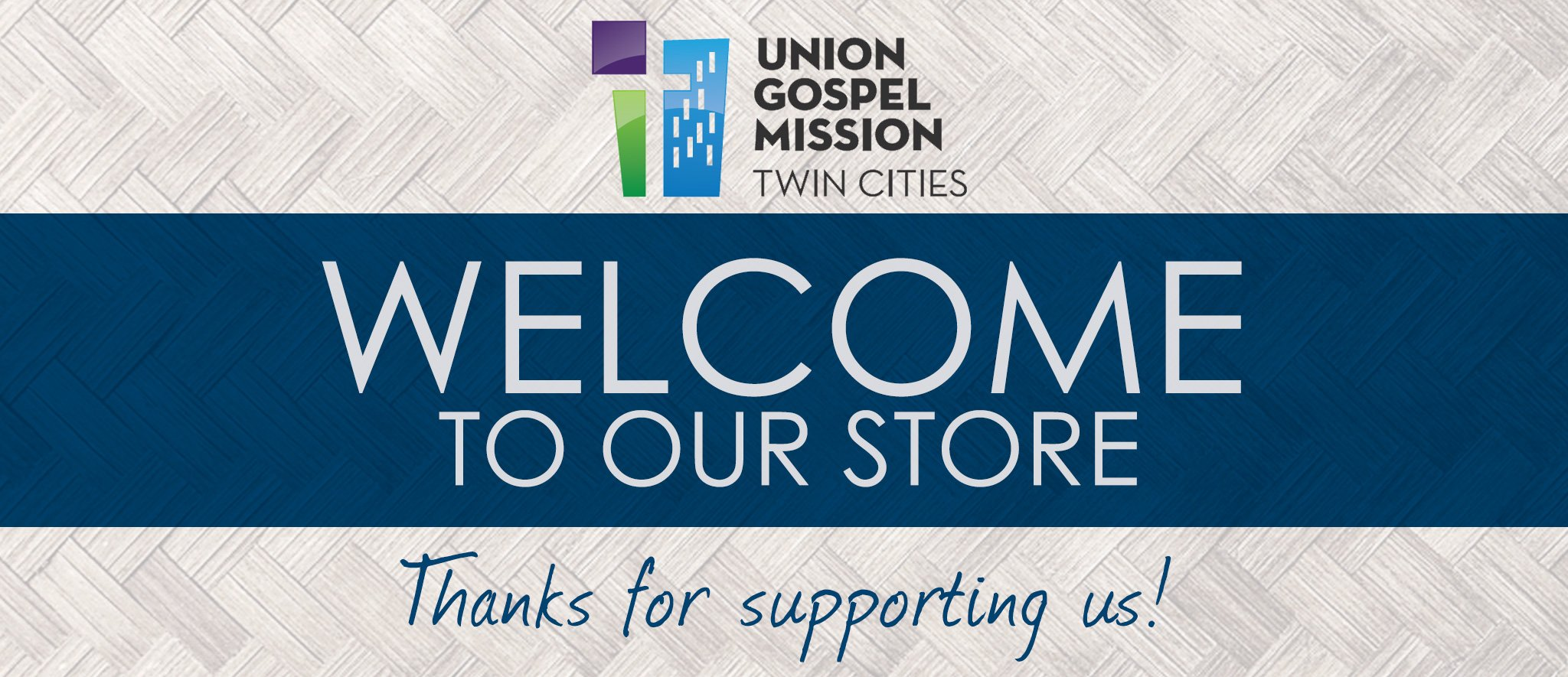 Welcome to Union Gospel Mission
