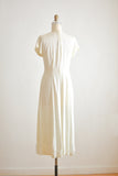 Vintage white darling dress
