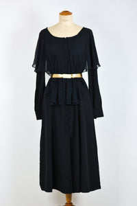 The Rebecca dress- Vintage 1970's