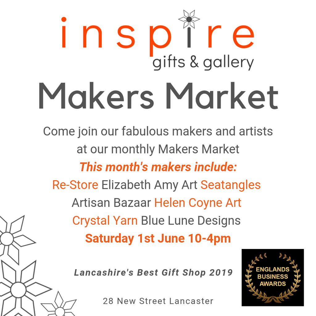 Our Makers Market is Back!